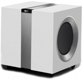 KEF R400b Piano White High Gloss