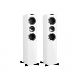 KEF R500 Piano White High Gloss