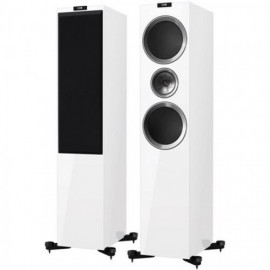 KEF R900 Piano White High Gloss