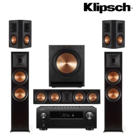 Denon AVR-X4500H + Klipsch RP-8000F/RP-502S/RP-504C/SPL-120 set 5.1