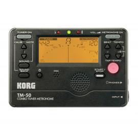 Korg TM50-BK
