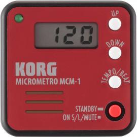 Korg MICROMETRO MCM-1 RD