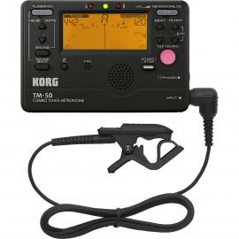 Korg TM-50C-BK