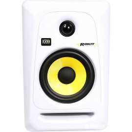 KRK SYSTEMS ROKIT 5 G3 white