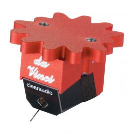 Clearaudio Da Vinci V2 95 dB, MC 020/V 2