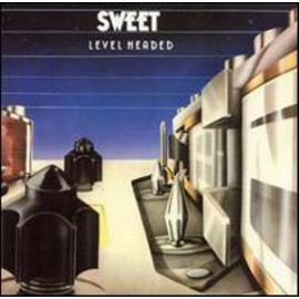 SWEET - LEVEL HEADED, 1977, USA, EX, NM