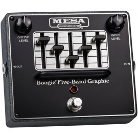 MESA BOOGIE 5 BAND GRAPHIC EQUALIZER PEDAL