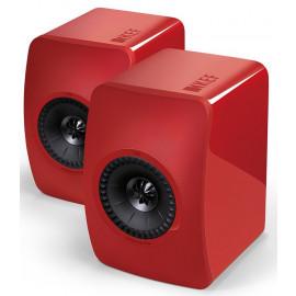 KEF LS50 Red