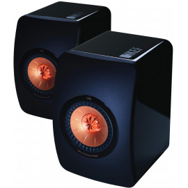 KEF LS50 High Gloss Piano Black