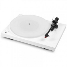 Pro-Ject Debut III DC Esprit 2M-Red White