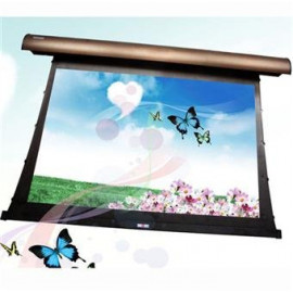 "AV Screen SM120BXH-C(R)(16:9 120"")Flexible White SOMFY"