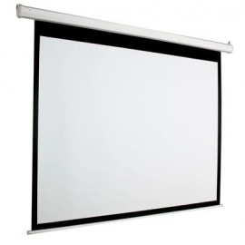 "AV Screen SN150XEV-D(4:3 150"")Fiber Matte White SOMFY"