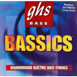 GHS STRINGS BASSICS BASS SET