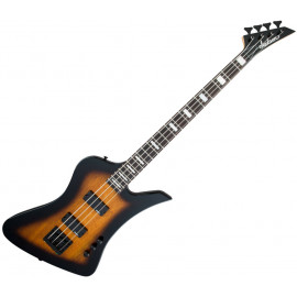 JACKSON JS2 KELLY BIRD BASS IV AH TOBACCO BURST