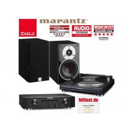 Marantz PM5005+TT5005+DALI Zensor 3