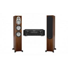 Marantz PM8006 + Monitor Audio Silver 300 Walnut