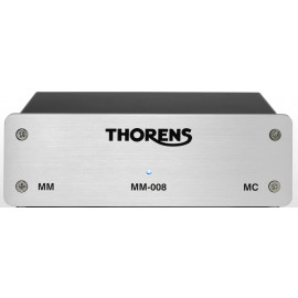 Thorens MM-008 Silver (MM/MC)