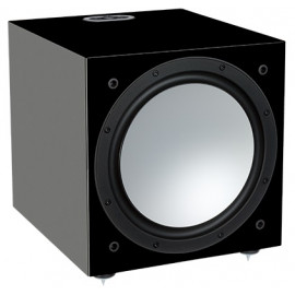 Monitor Audio Silver W-12 Black High Gloss