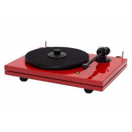 Music Hall MMF 5.1 W/O Cartridge Red