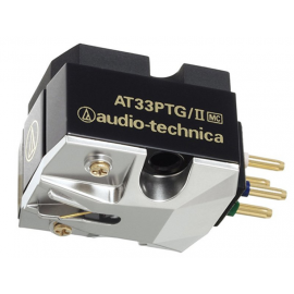 Audio-Technica cartridge AT33PTG/II
