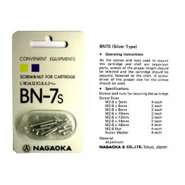 Nagaoka BN 7 S art 3084