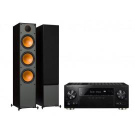 Pioneer VSX-933 + Monitor Audio Monitor 300 Black