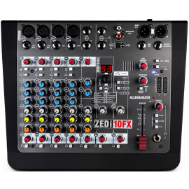 Allen Heath ZEDi-10FX