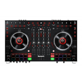 NUMARK NS6II 4-Channel Premium