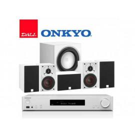 Onkyo TX-L50 + Dali Zensor Pico 5.1 Set