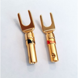 Nakamichi - U-type Screw Gold Plated