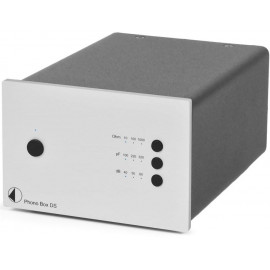 Pro-Ject Phono Box DS Silver