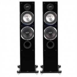 Taga Harmony CORAL F-120 HIGH GLOSS BLACK
