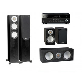 Yamaha RX-V585 + Monitor Audio Silver 200 set 5.0