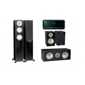 Yamaha RX-V4A + Monitor Audio Silver 200 set 5.0