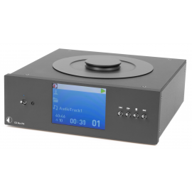 Pro-Ject CD Box RS Black