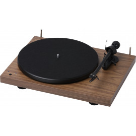 Pro-Ject DEBUT RECORDMASTER (OM10) - WALNUT