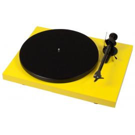 Pro-Ject DEBUT CARBON (OM10) Yellow