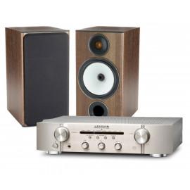 Monitor Audio BX2 + усилитель Marantz PM6005