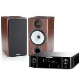 Monitor Audio BX2 + Marantz MCR510 Melody Stream
