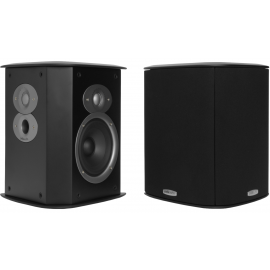 Polk Audio FXi A4 Surround Black Wood Veneer