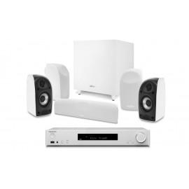 Onkyo TX-L50 + set 5.1 Polk Audio TL1700