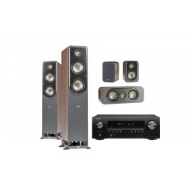 Denon AVR-S650H + Polk Audio S50 5.0