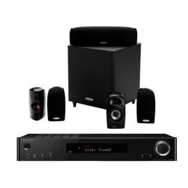 Onkyo TX-L50 + set 5.1 Polk Audio TL1600