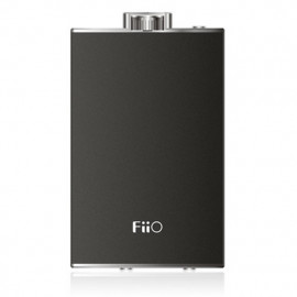 FIIO Q1 Black Headphone Amplifier