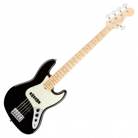 FENDER AMERICAN PROFESSIONAL JAZZ BASS V MN BLACK