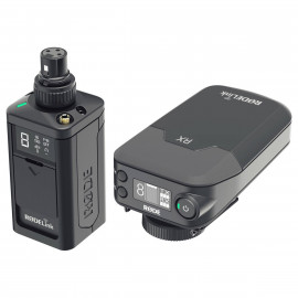 RODE RODELink Newsshooter Kit – Wireless XLR Transmitter & Camera-Mount Receiver