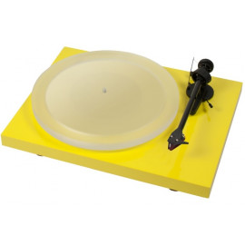 Pro-Ject DEBUT CARBON ESPRIT (2M-Red) Yellow
