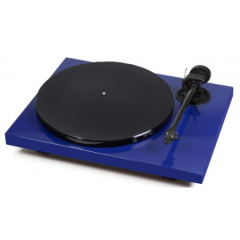 Pro-Ject 1 XPRESSION CARBON CLASSIC (2M-Silver) - MIDNIGHT-BLUE