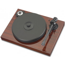 Pro-Ject 2XPERIENCE CLASSIC (2M-Red) Mahogany