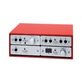 Pro-Ject DESIGN BOX ACRYL 4 - RED